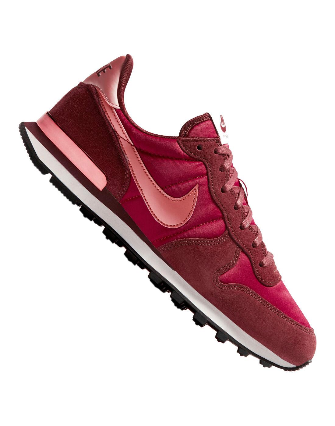 Nike Womens Internationalist | Burgundy