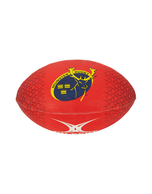 Munster Supporters Rugby Ball