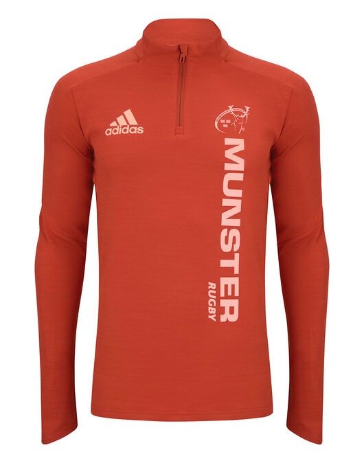 Adult Munster Training Half Zip Top