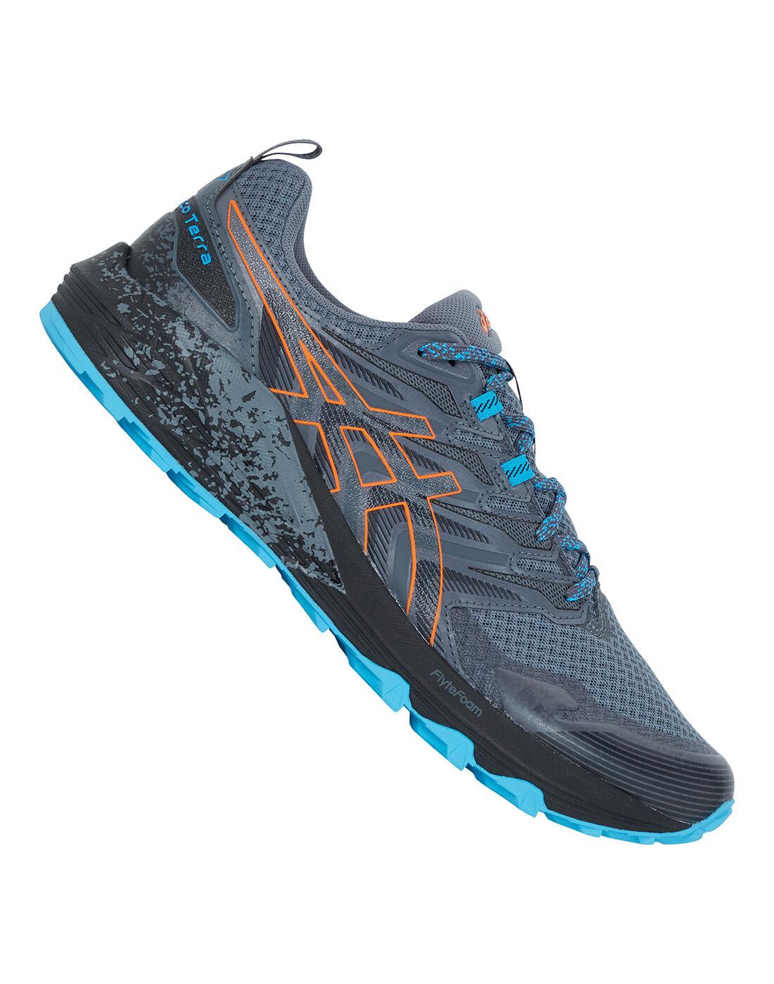 Asics adidas zx 5000 grey blue black dress shoes free | Mens Gel-Trabuco Terra Trail