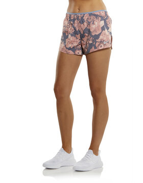Womens Print Lux Short