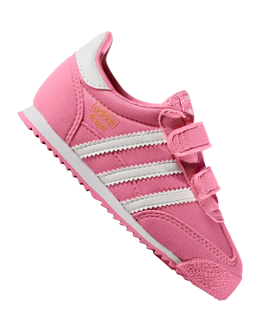 adidas Originals Infant Girls Dragon - Pink | Life Style Sports EU
