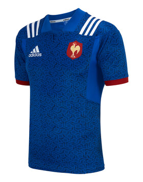 Adults France Home Jersey 18/19