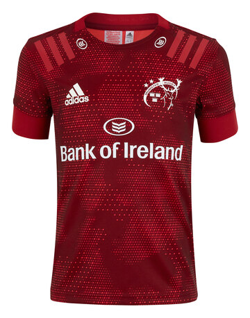 Kids Munster 20/21 European Jersey