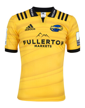Adults Hurricanes Home Jersey 18/19