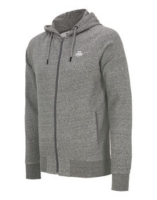 Mens Alec Hooded Bomber