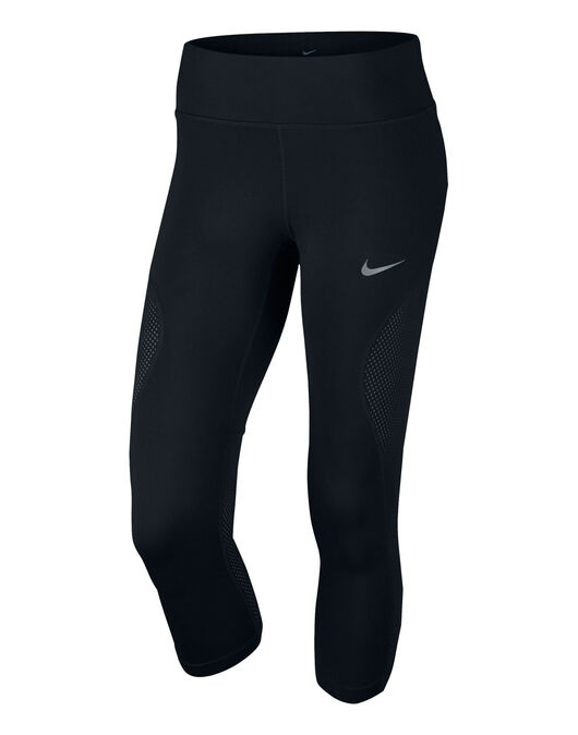 Womens Cool Racer Crop Tight