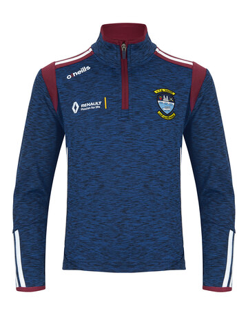 Kids Westmeath Solar Half Zip Top