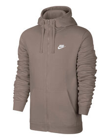 Mens Full Zip Club Hoody