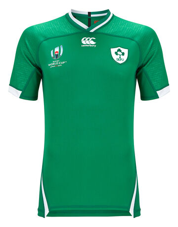 Adult Ireland Home Jersey RWC 2019