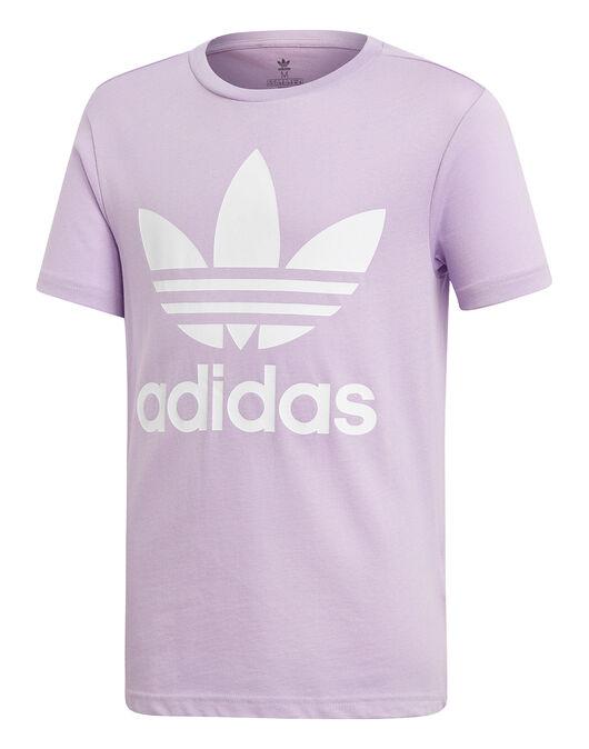 9e521196f1832 adidas Originals Older Girls Trefoil T-Shirt | Life Style Sports
