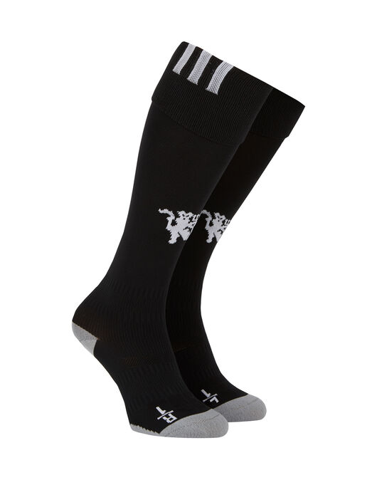 Kids Man Utd 17/18 Away Socks