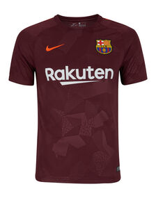 Adult Barcelona Third 17/18 Jersey