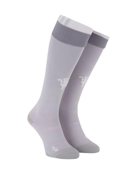 Kids Man Utd 17/18 Third Sock