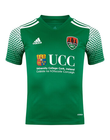 Kids Cork City 2020 Home Jersey