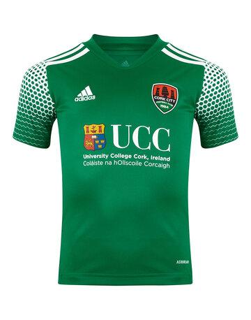 Kids Cork City 2020 Home Jersey