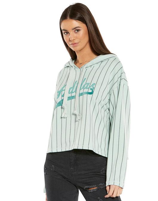 1e58466b adidas Originals Womens Cropped Hoodie