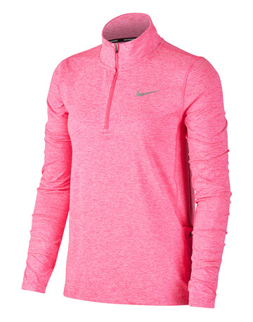 Womens Element Half Zip Top
