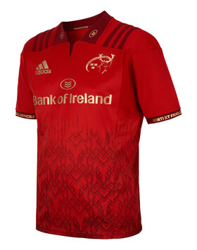Adult Munster Home Jersey 2017/18