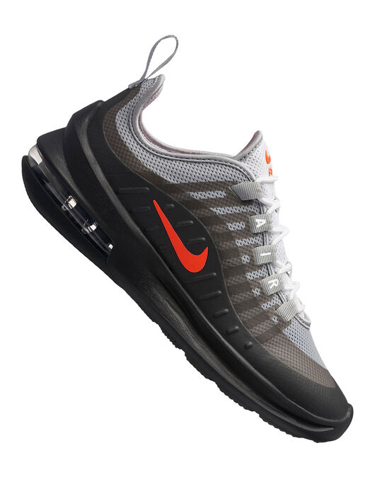 boys nike air max axis black life style sports. Black Bedroom Furniture Sets. Home Design Ideas