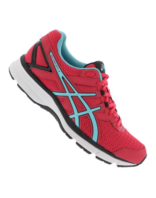equatore equilibrio orientale  Asics Womens Gel Galaxy 8 - Pink   Life Style Sports IE