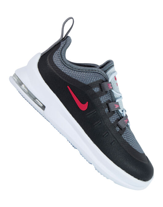 oficial de ventas calientes modelado duradero recogido Infant Girls Nike Air Max Axis | Black | Life Style Sports