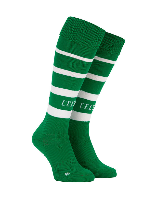 Mens Celtic 18/19 Home Sock