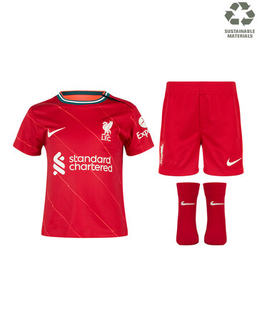 Infants Liverpool 21/22 Home Kit