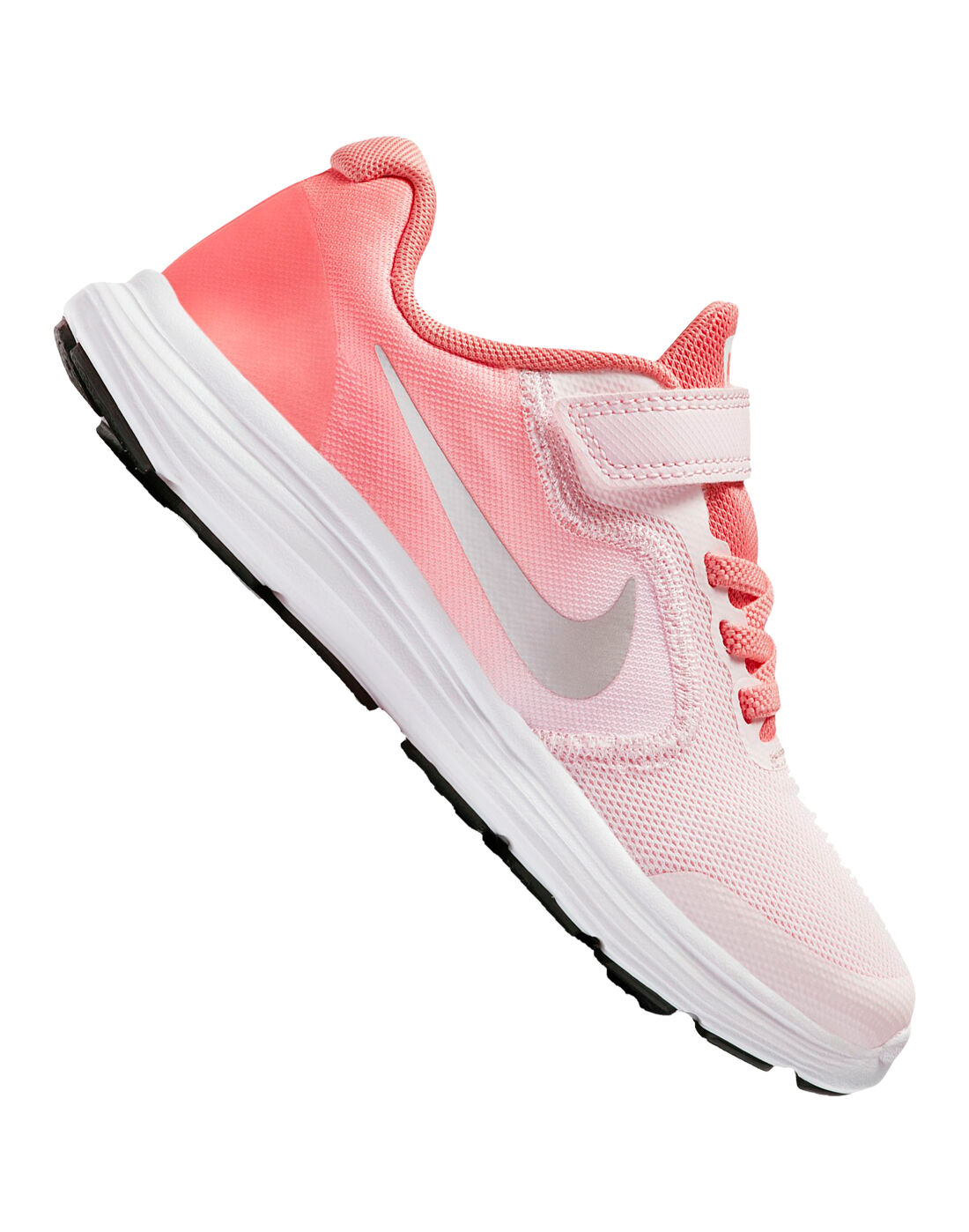 Young Girls Nike Revolution | Pink