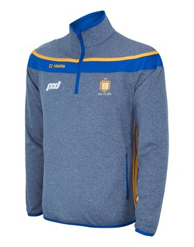 Mens Clare Slaney Half Zip Top