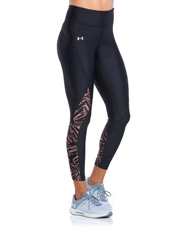 Womens Heatgear Crop Legging