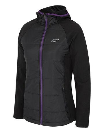 Womens Hybrid Jacket