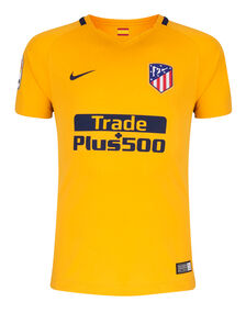Kids Atletico 17/18 Away Jersey