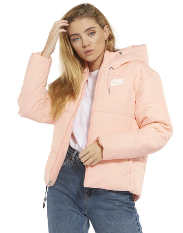 Womens Padded Reversible Jacket