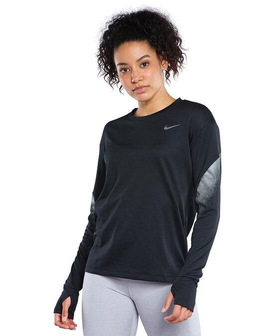 Womens Runway Midlayer Long Sleeve T-shirt
