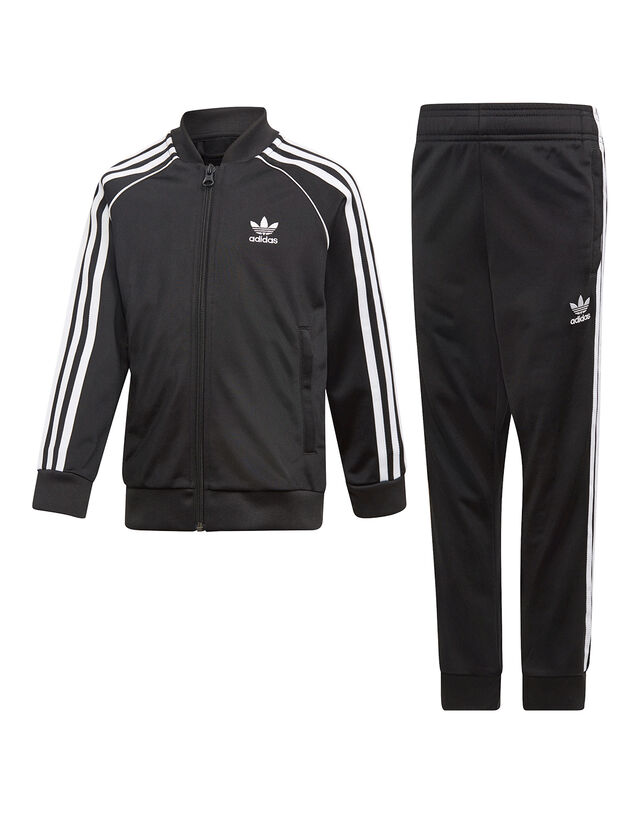 Image of Younger Boys Superstar Tracksuit