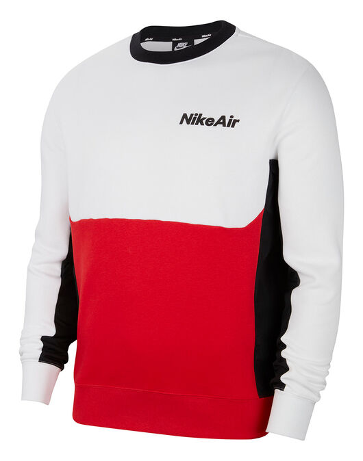 Mens Nike Air Crew Neck Sweatshirt