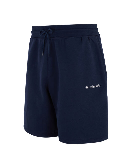 Mens Fleece Logo Shorts