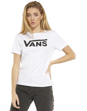 Womens Vans V T-shirt