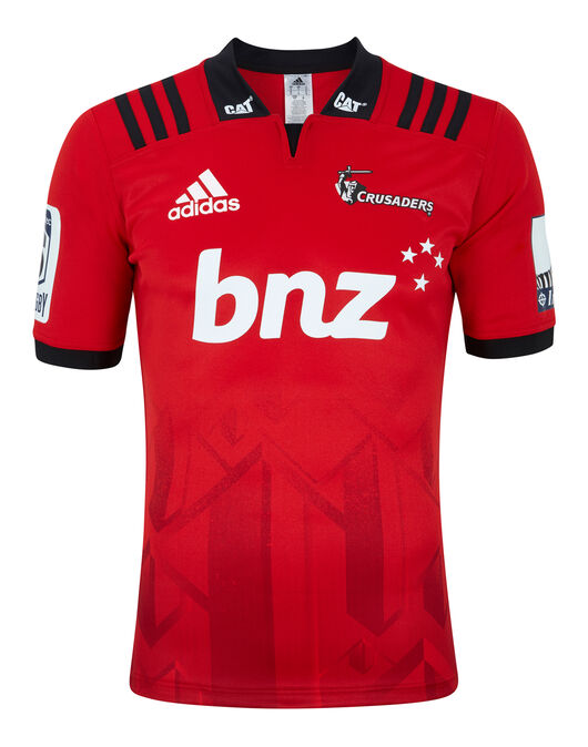 Adults Crusaders Home Jersey 18/19