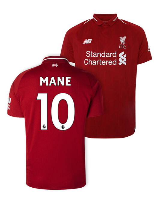 buy online 5e18e f445e New Balance Adult Liverpool Mane Home Jersey | Life Style Sports