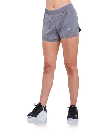 Womens 10k  2in1 Shorts