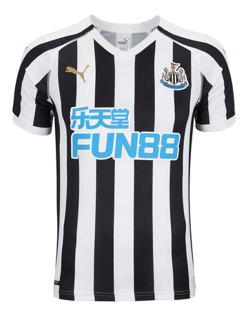 Adult Newcastle Home 18/19 Jersey