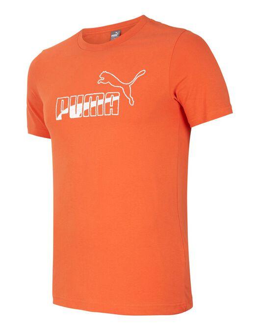 Mens Logo Graphic T-Shirt