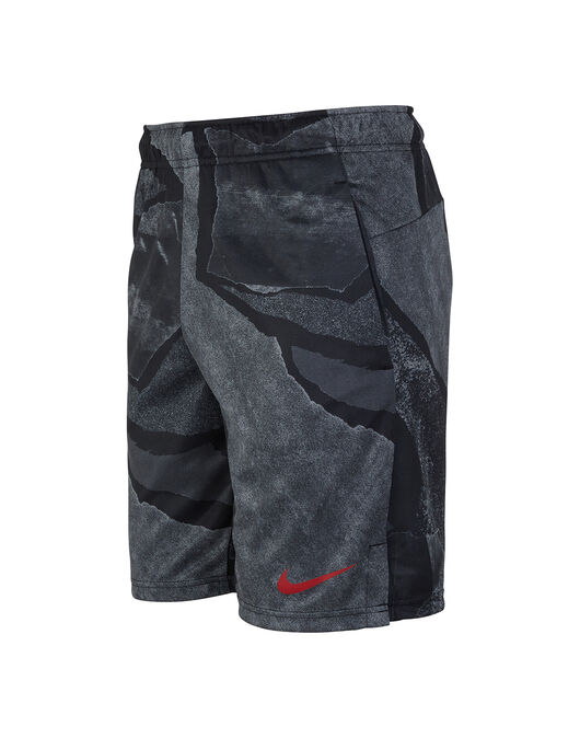 Mens Woven AOP Training Shorts