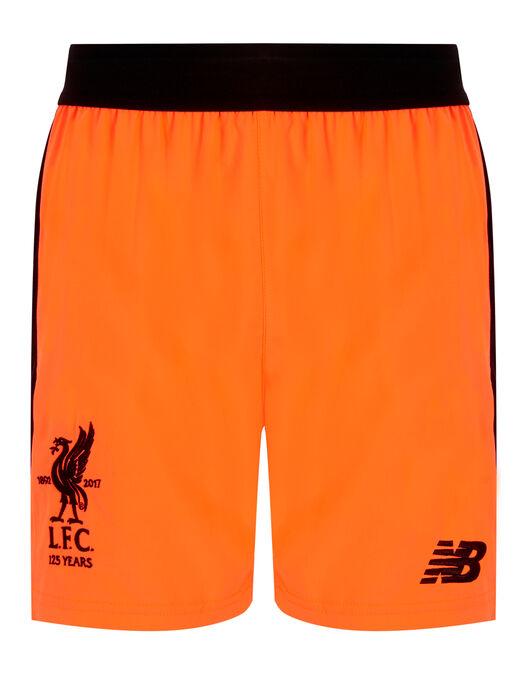 Kids Liverpool 17/18 Third Short