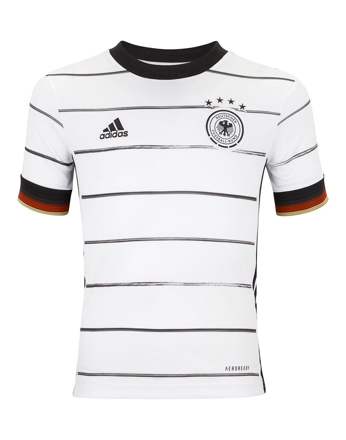 adidas Kids Germany Euro 2020 Home Jersey - White | nike adidas ...
