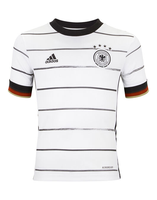 Kids Germany Euro 2020 Home Jersey