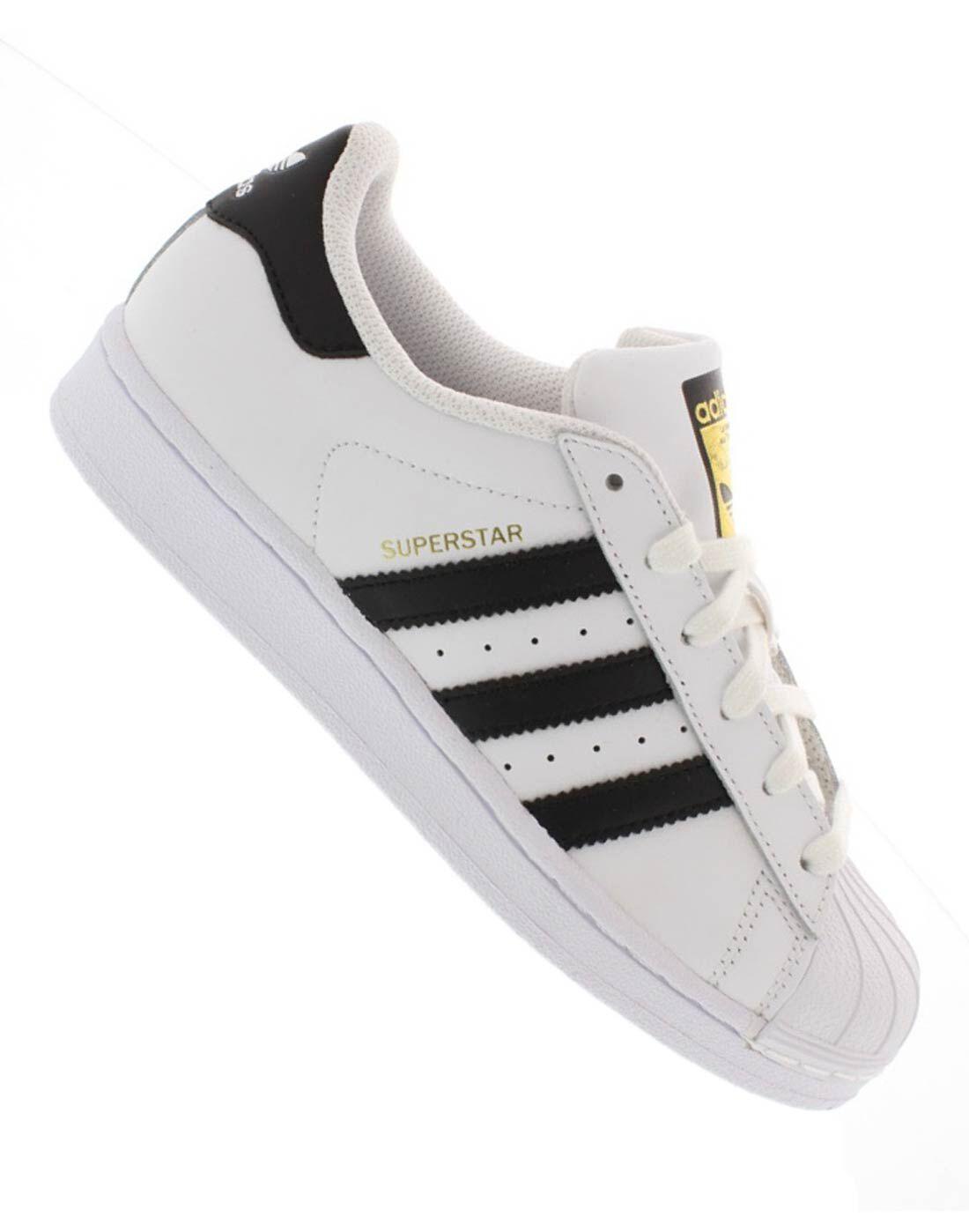 adidas Originals Older Kids Superstar | White