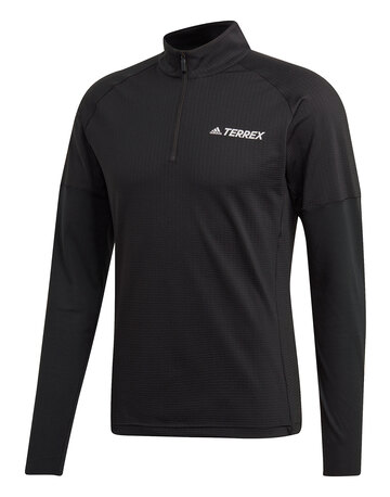 Mens Terrex Half Zip Top
